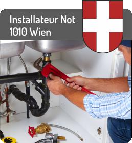 Installateur Notdienst 1010 Wien