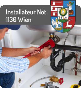 Installateur Notdienst 1130 Wien Hietzing